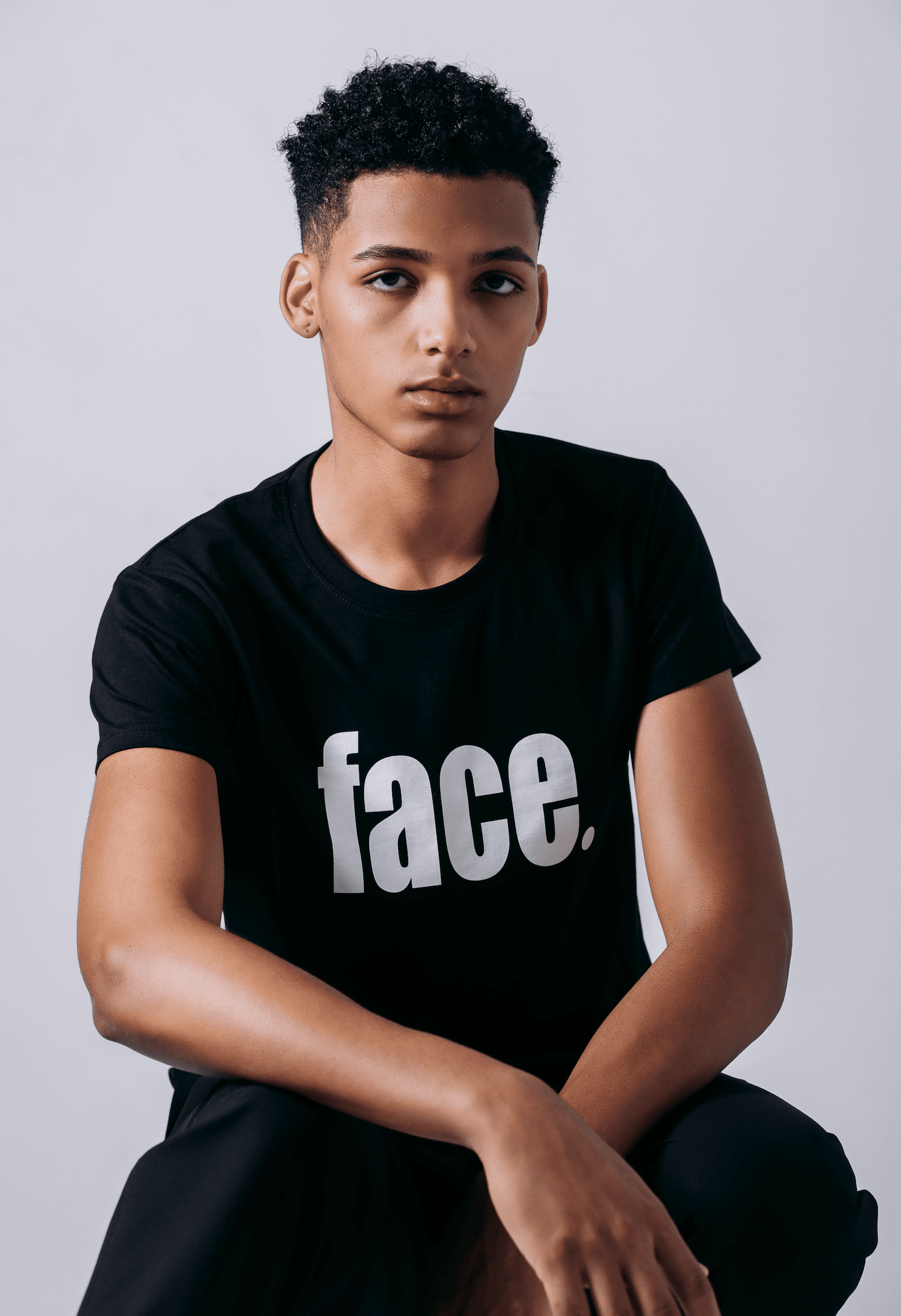 T-Shirt FACEMODELS 1