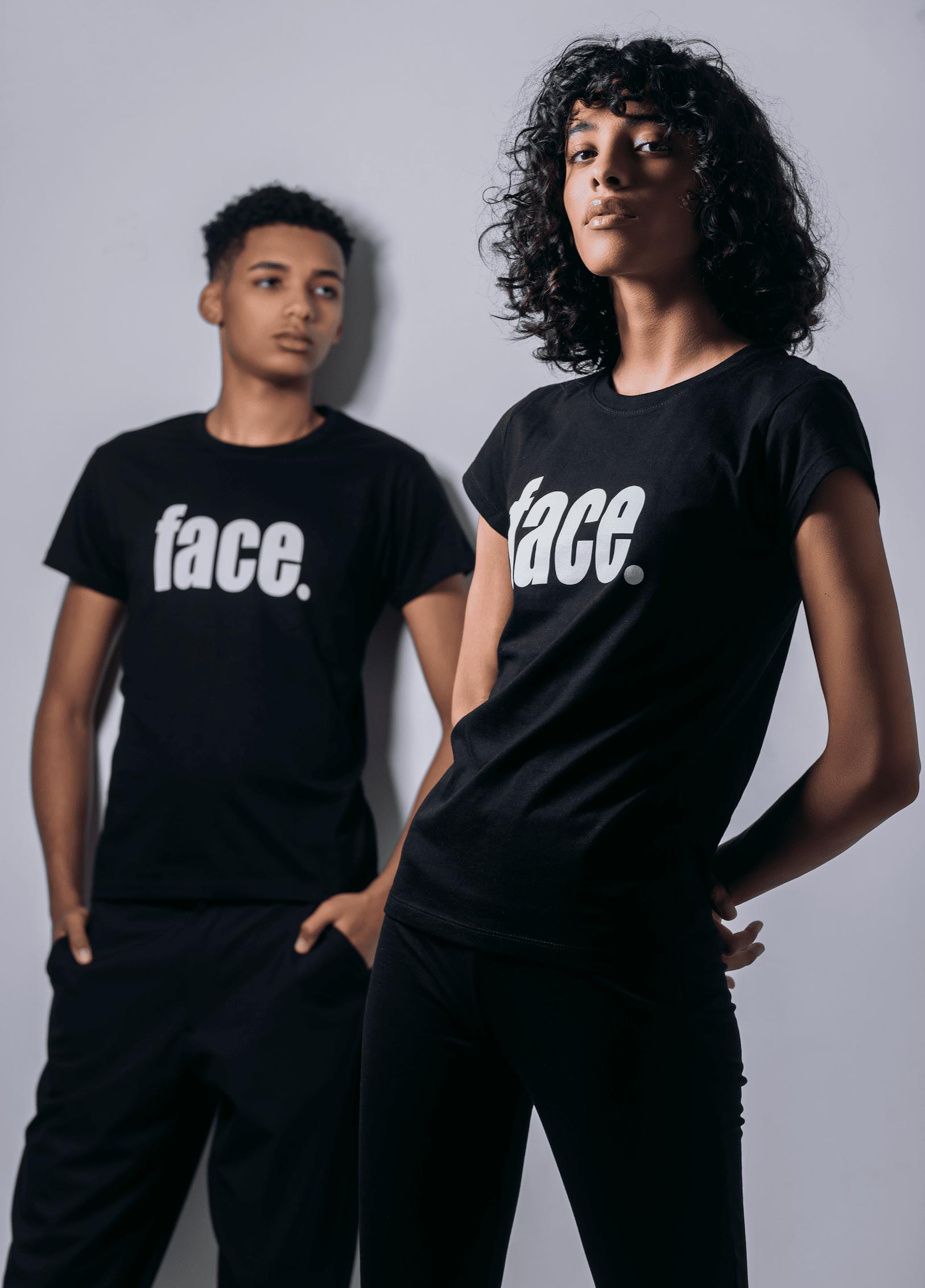 T-Shirt FACEMODELS 2
