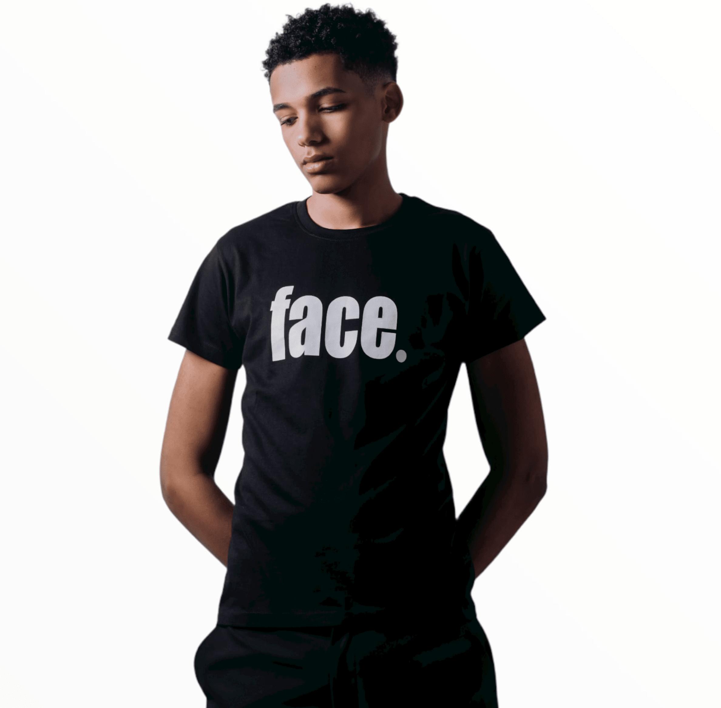 T-Shirt FACEMODELS 3