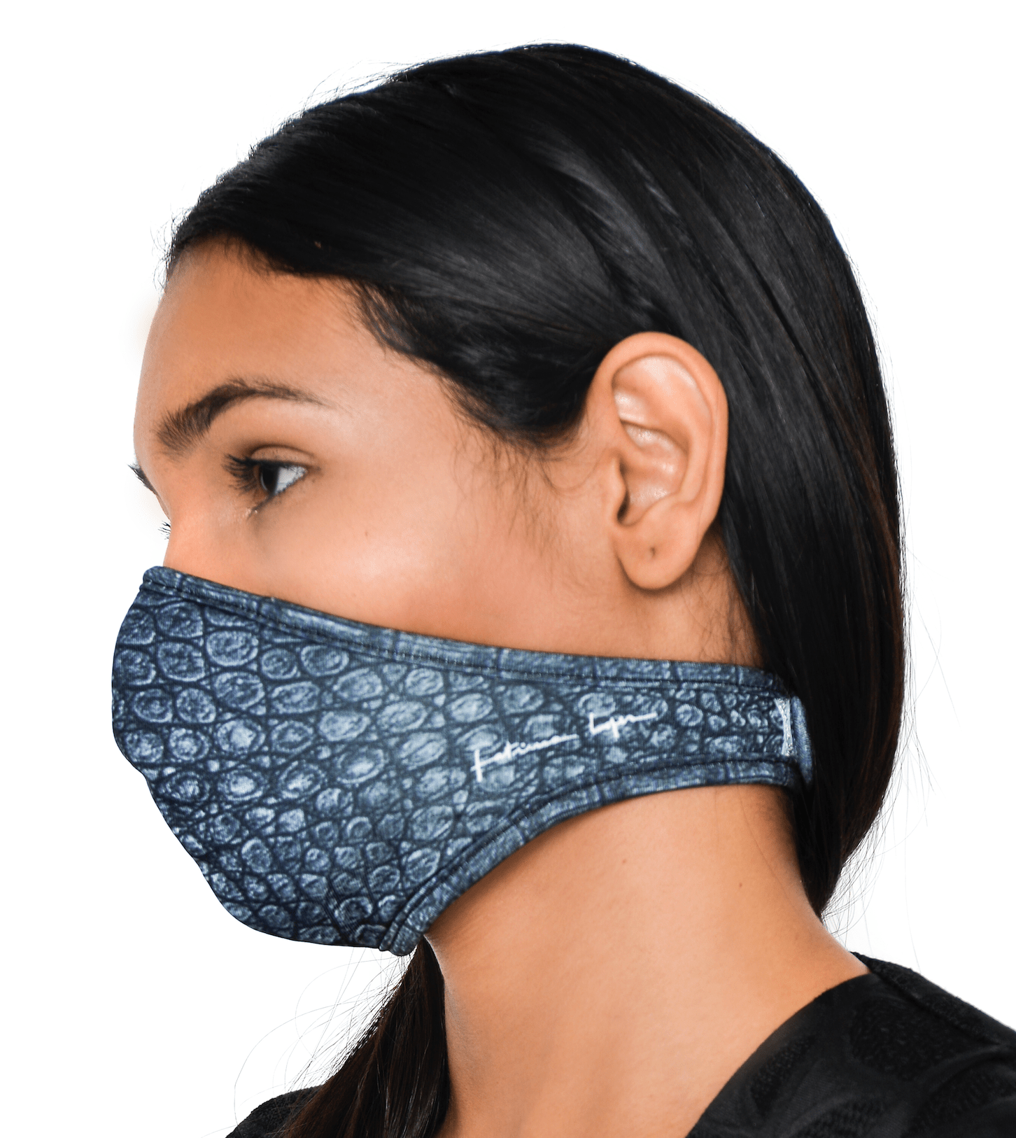 Mask CROCO GREY 0