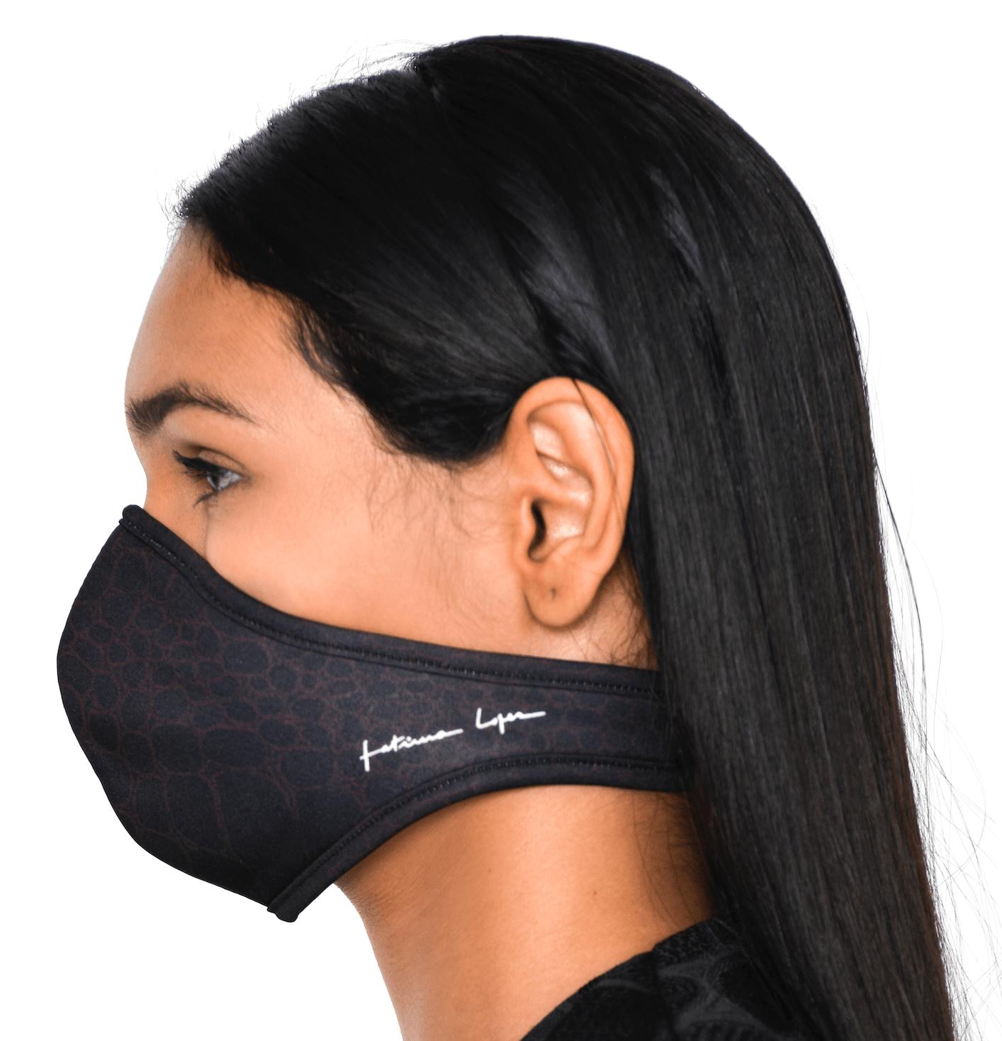 Mask CROCO BURG 1