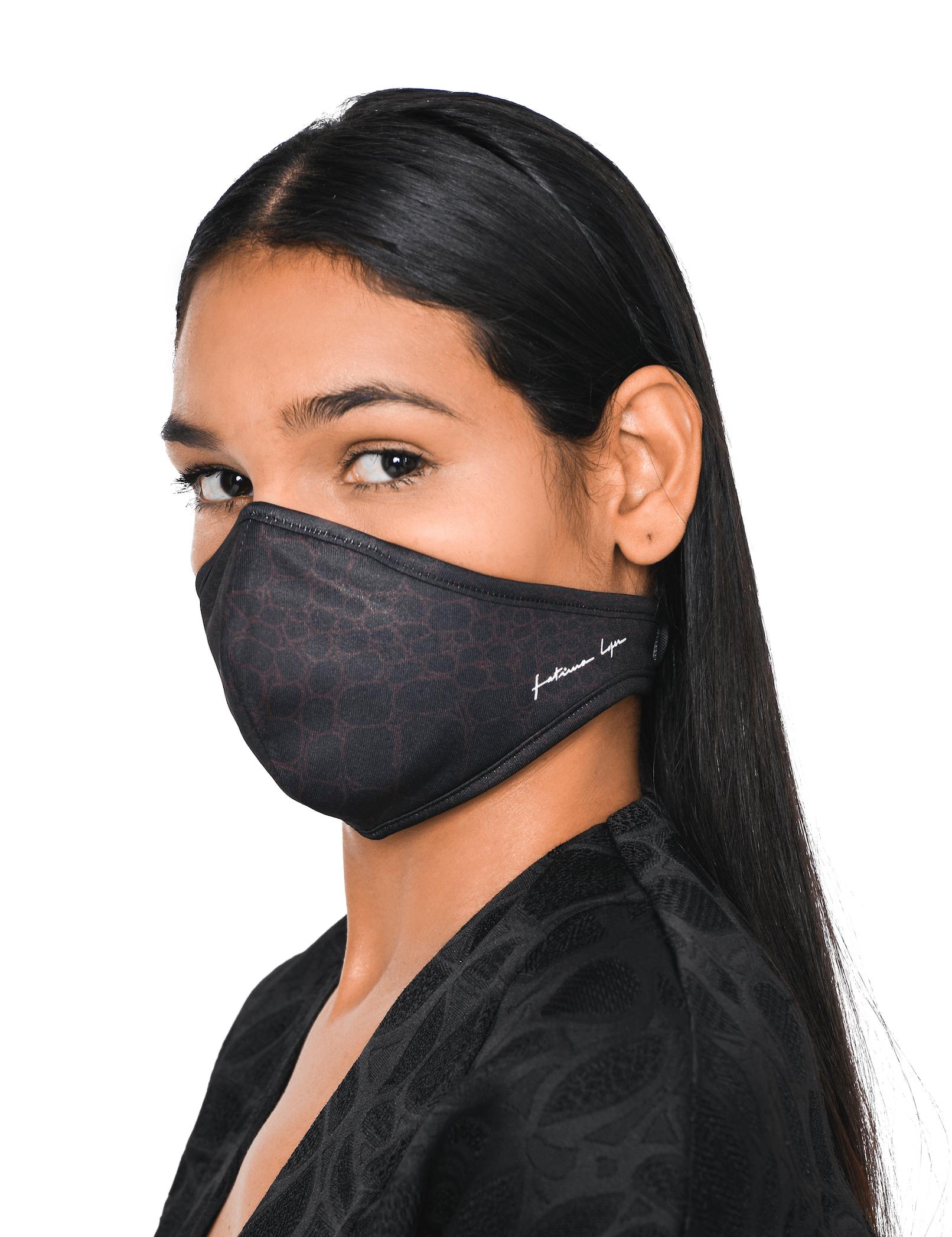 Mask CROCO BURG 2