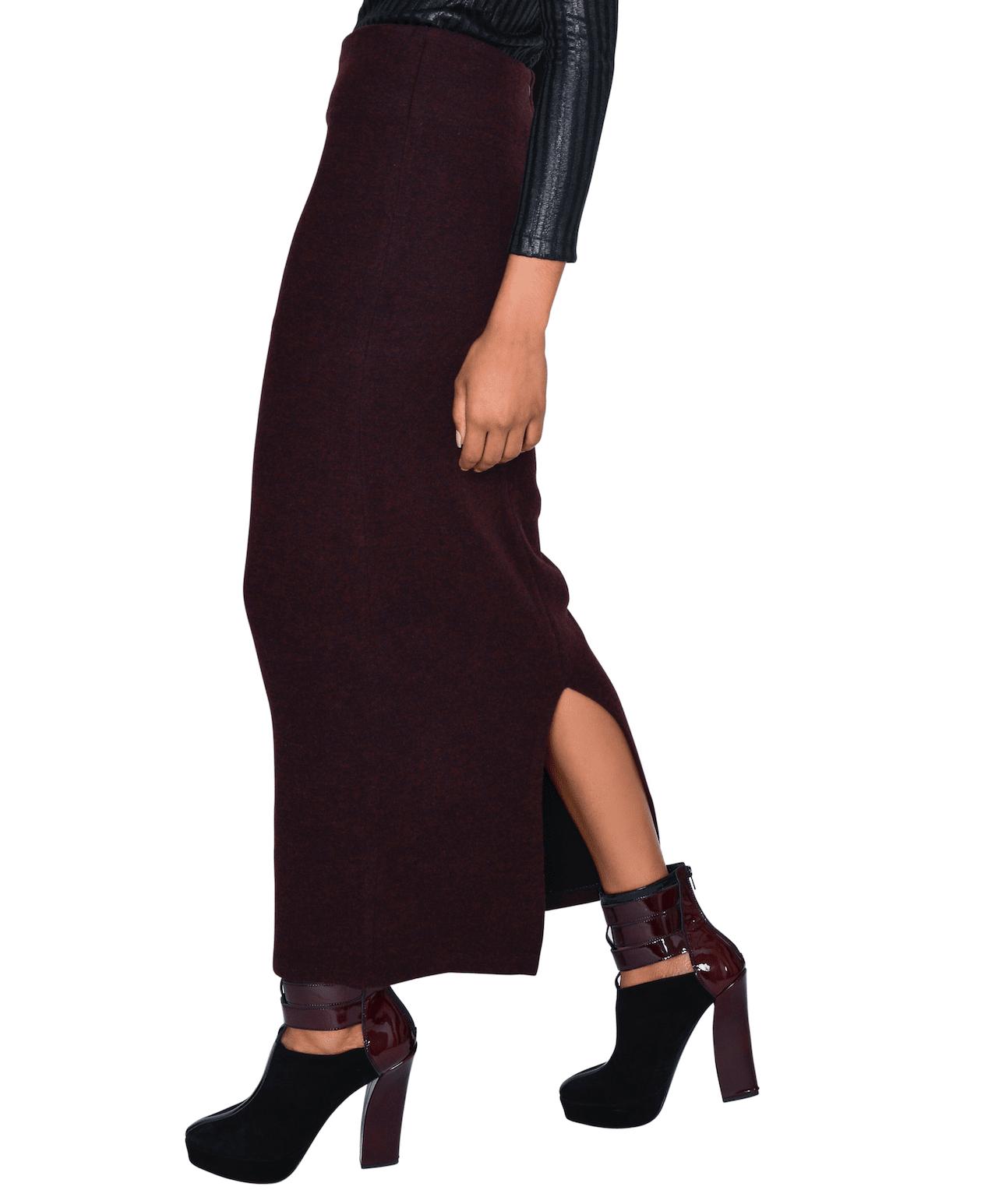 Skirt PAVÃO 1