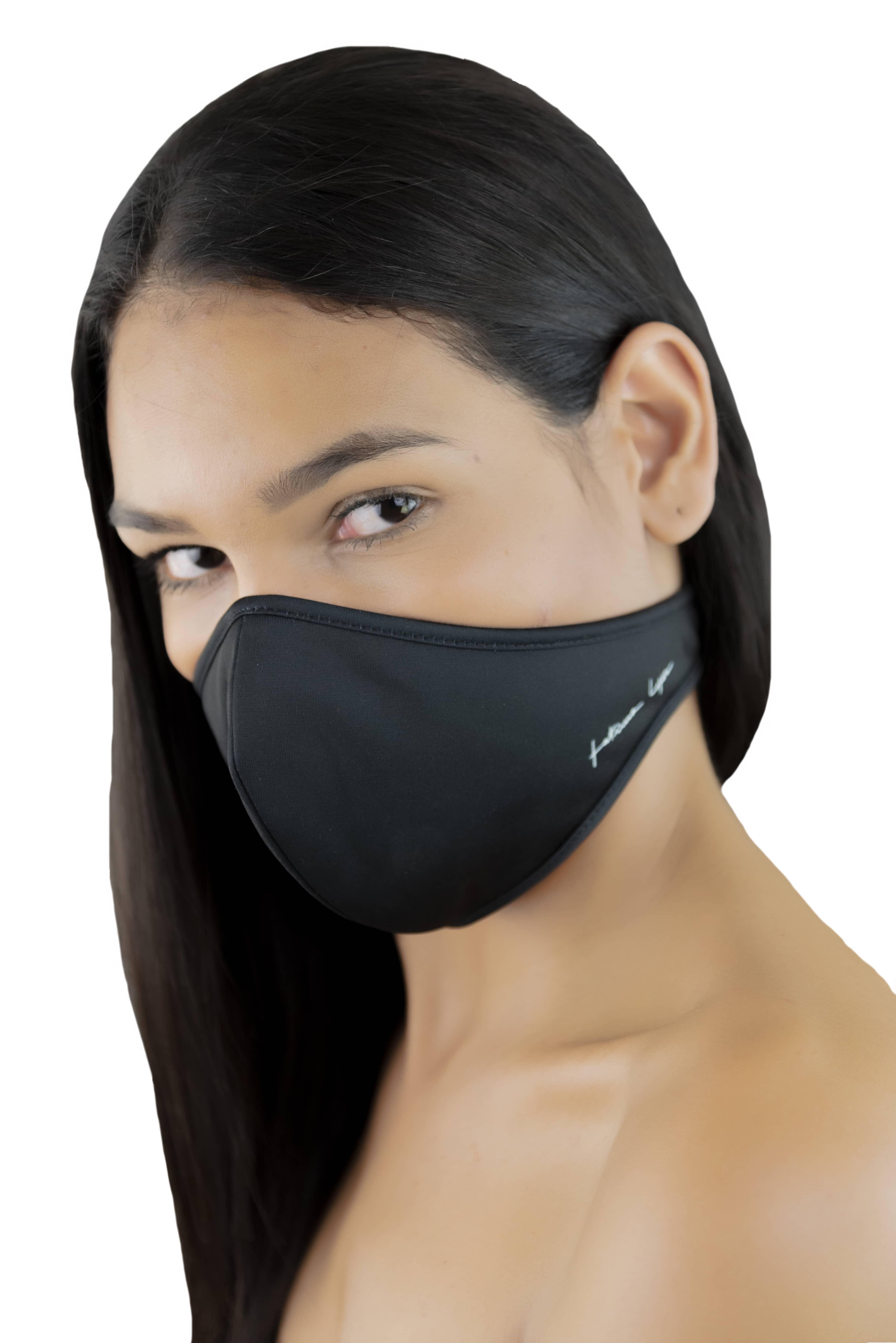 Máscara FL BLK 0