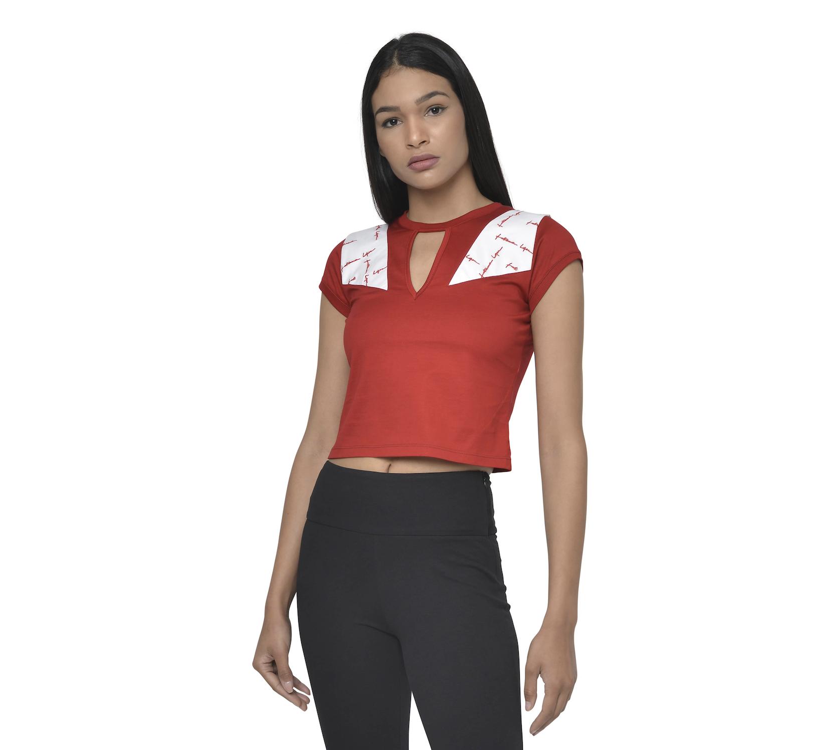 T-Shirt LEIA-RUBRA I 1