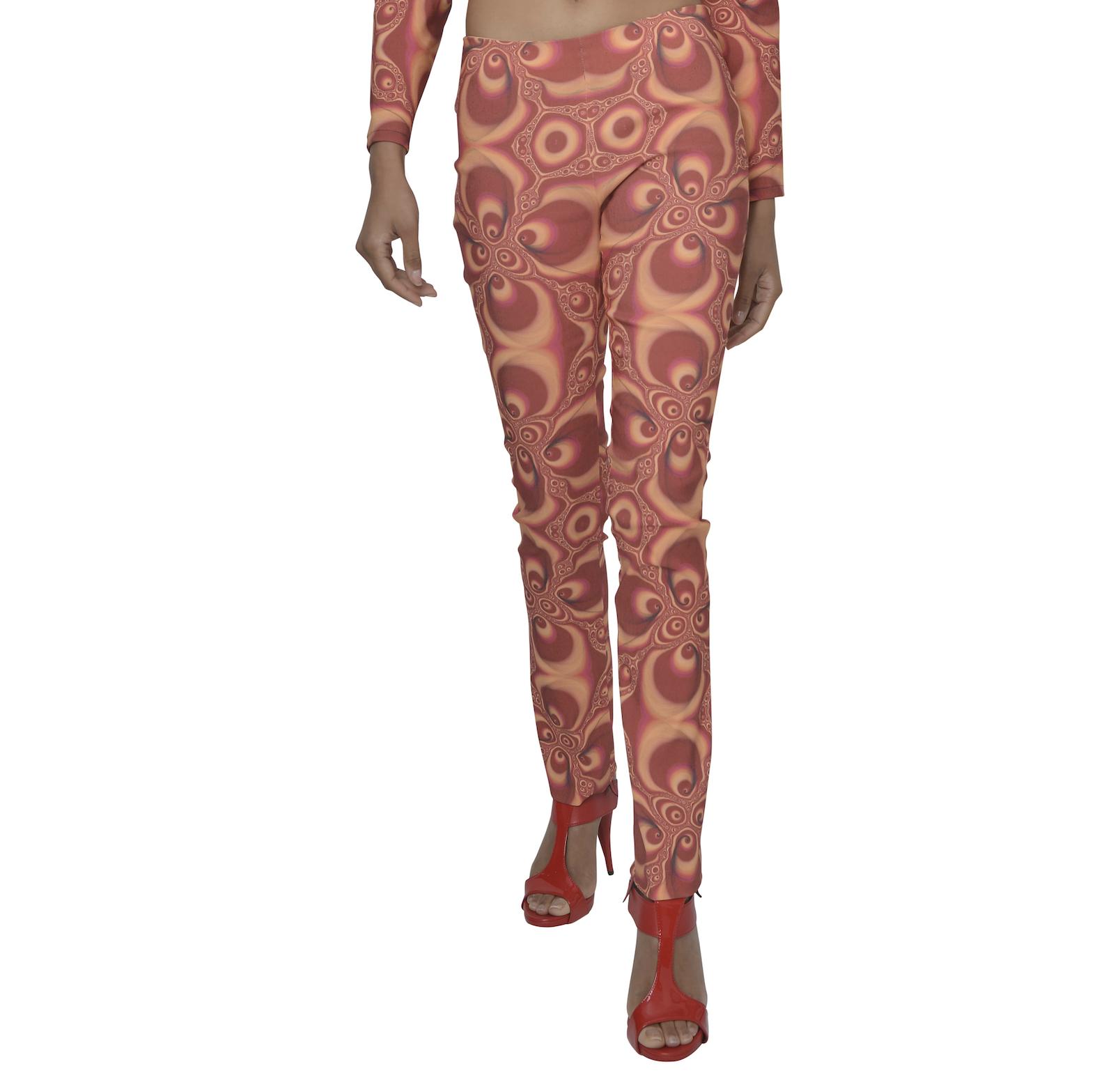 Trousers CINERÁRIA I 0