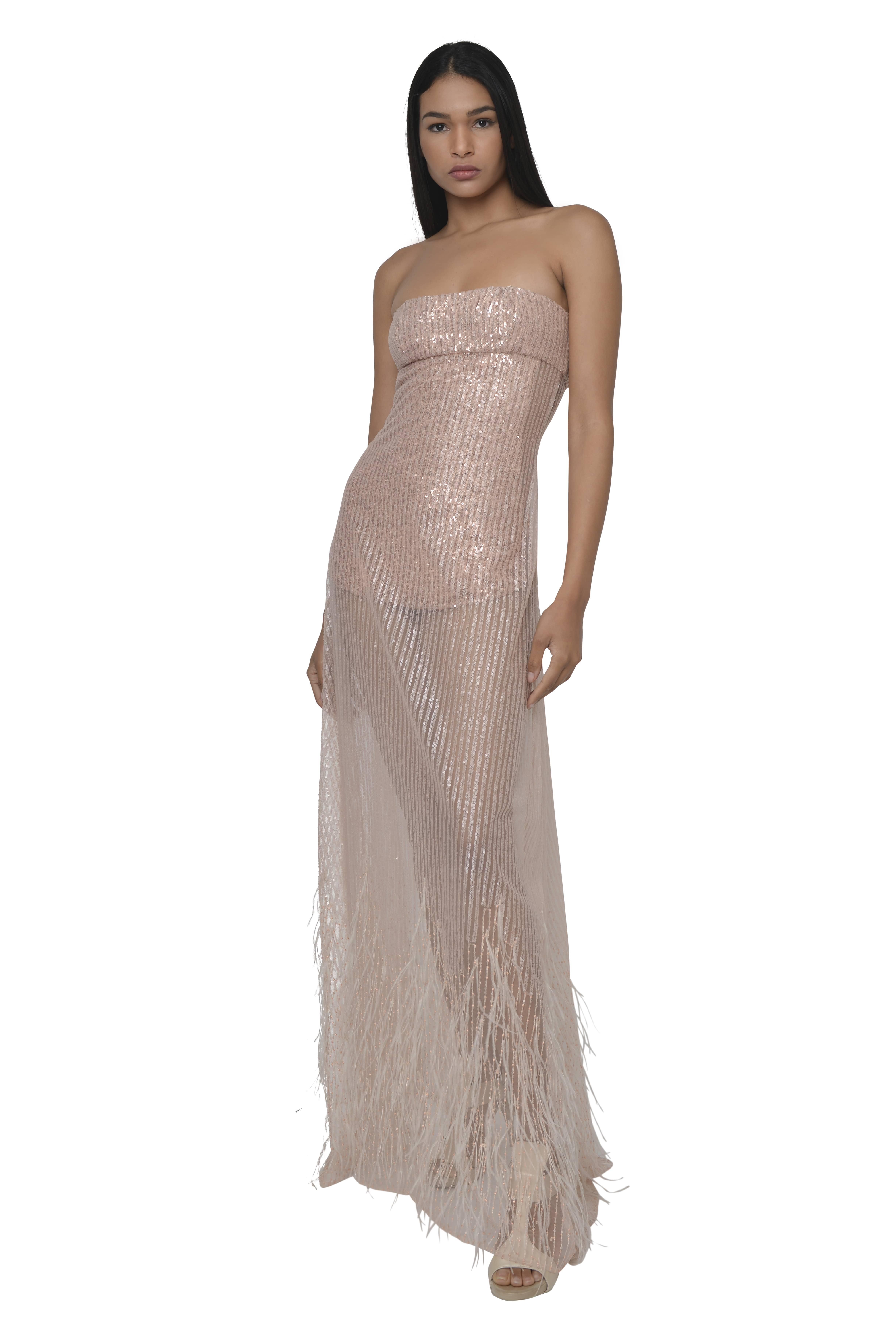 Dress PLUMA 1