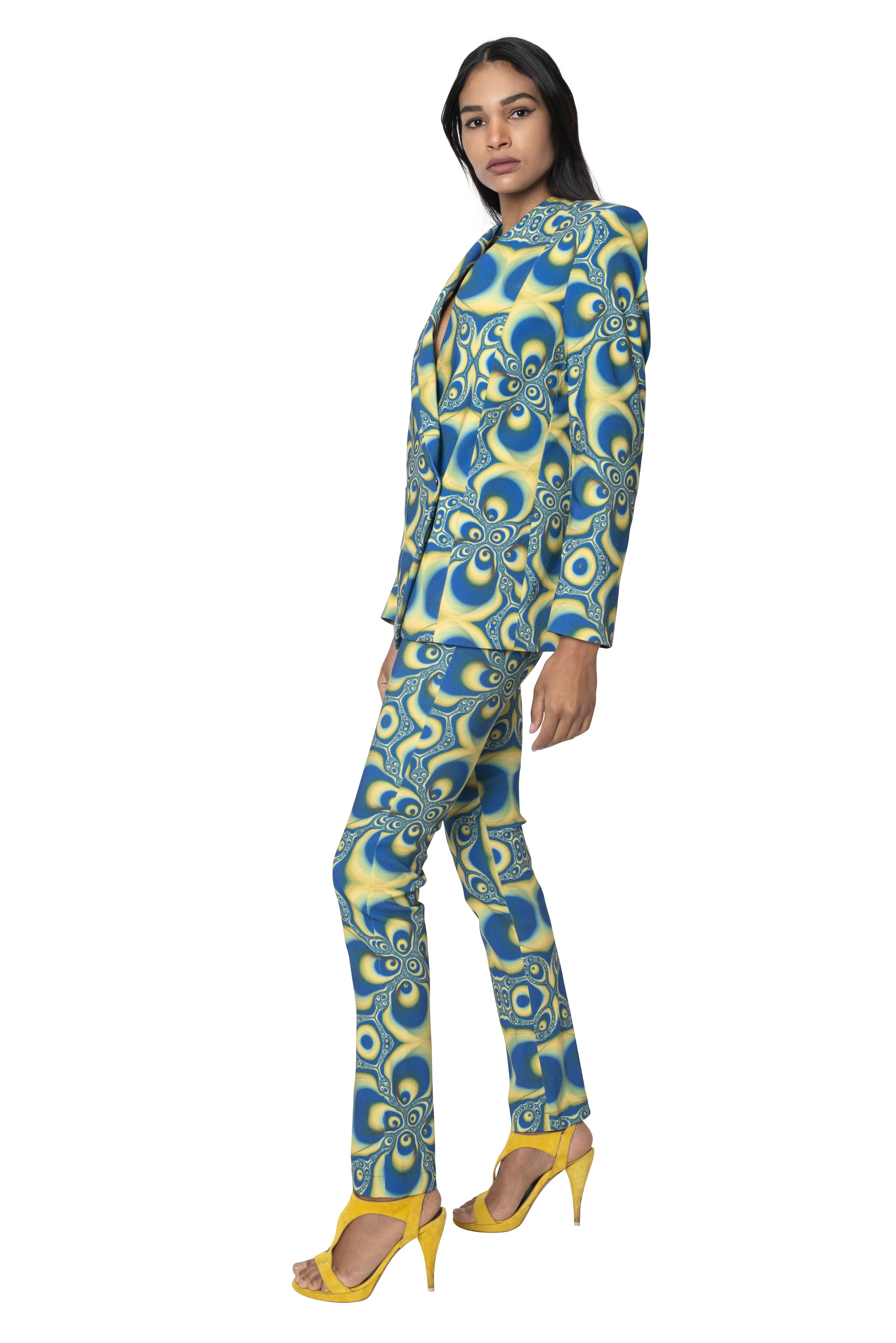 Trousers CINERÁRIA 2