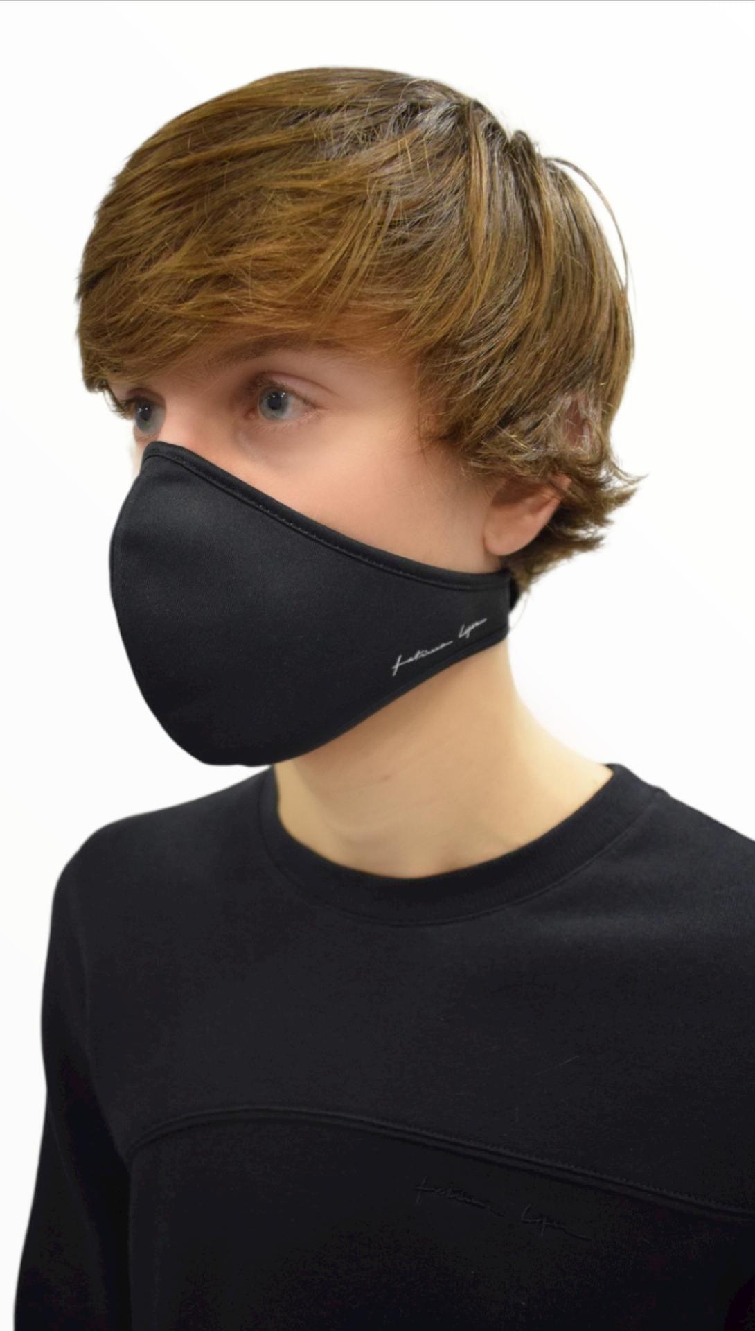 Mask FL BLKM 1