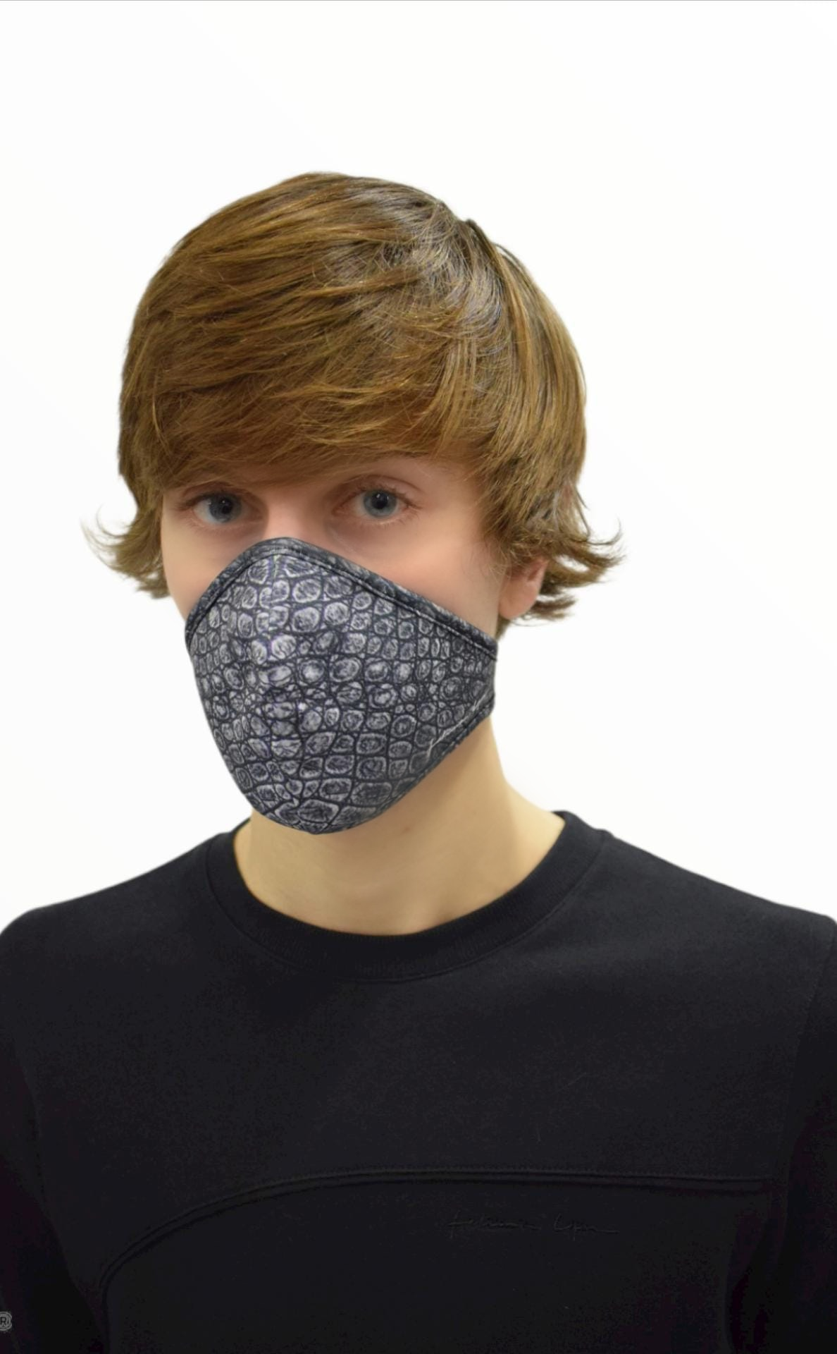 Mask CROCO GREYM 0