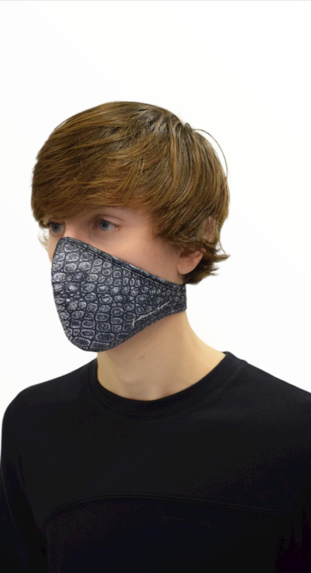Mask CROCO GREYM 1