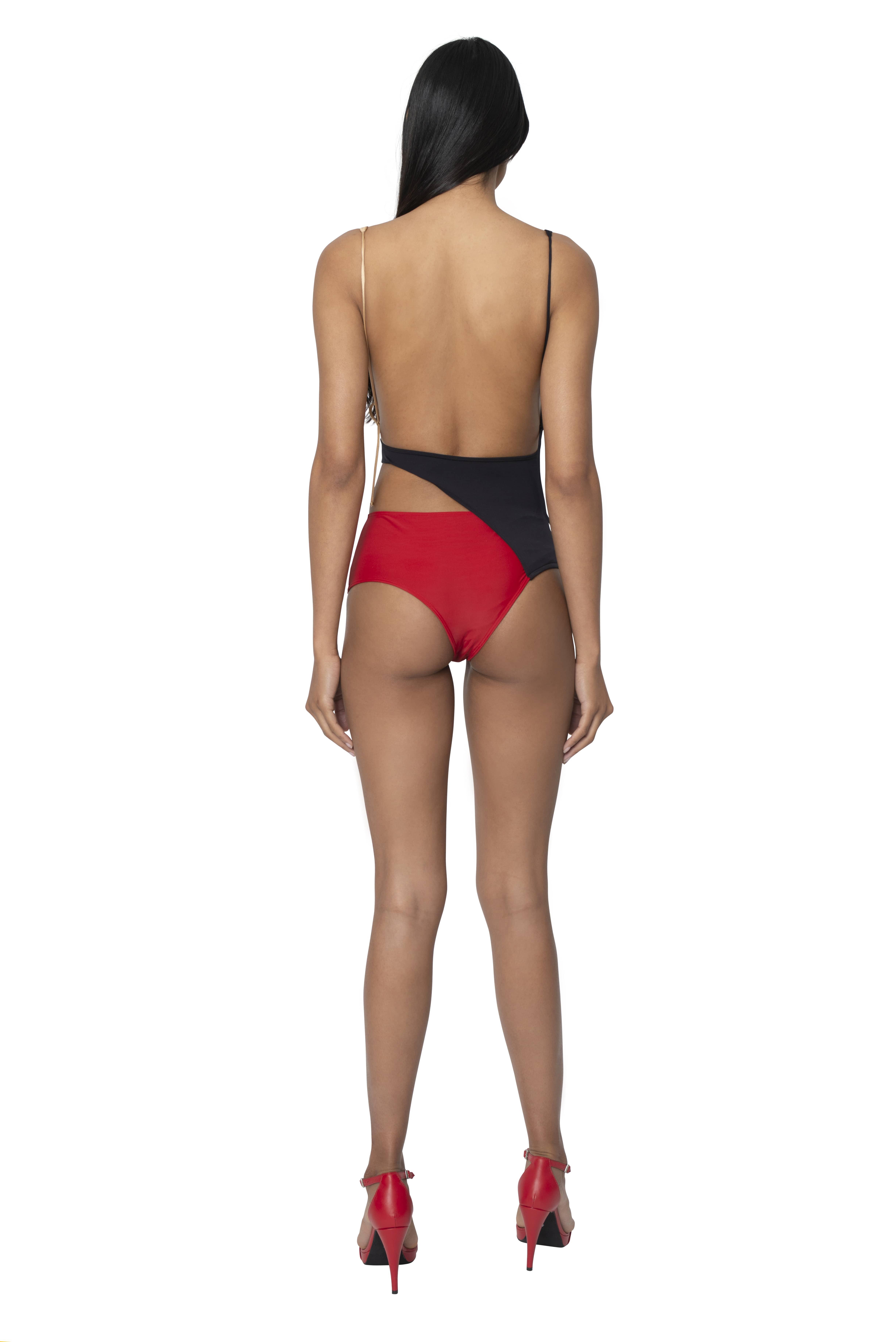 Swimsuit FUCSIA 2